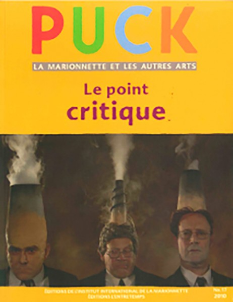 PUCK n°17 : LE POINT CRITIQUE